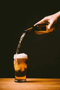 Bier gegen Läuse