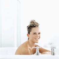 Läusekamm Haare waschen