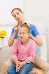Vorbeugung gegen Kopfläuse